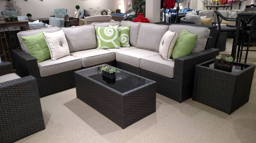 Del Mar Sectional Set