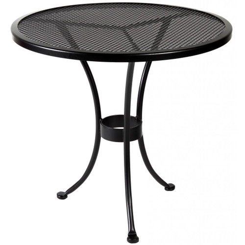"OW Lee 30"" Mesh Bistro Table"