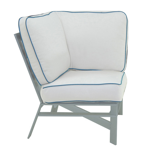 Trento Sectional Corner Lounge Chair