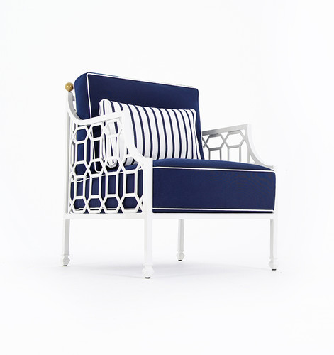 Barclay Butera Lounge Chair