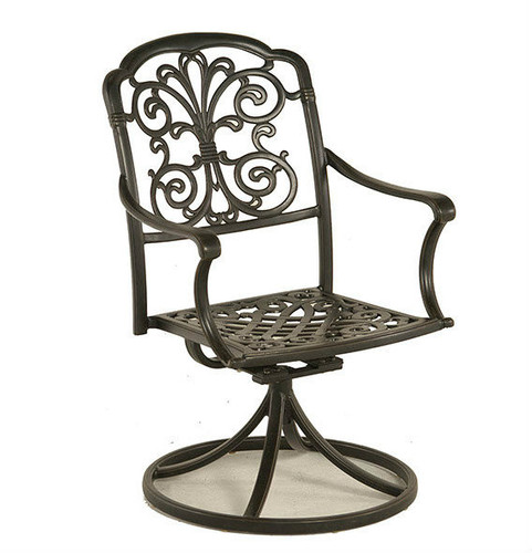 Bella Swivel Rocker Dining Chair