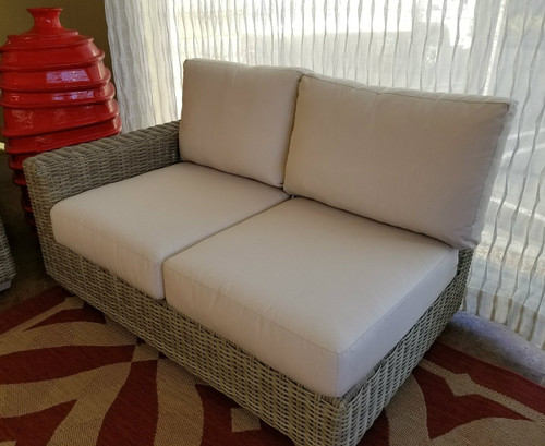 Tulum Sectional Right Arm Loveseat