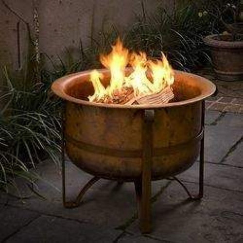 Acadia Rustic Fire Pit