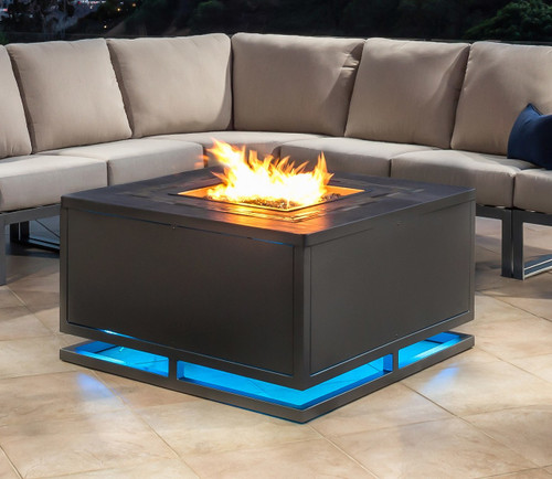 Zen 42 inch Square Fire Pit
