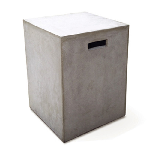 Urban Square Stool/Side Table