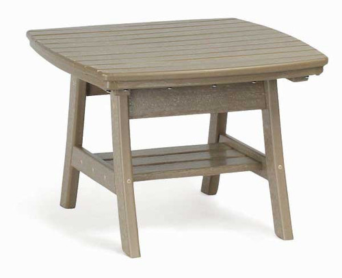Contemporary Adirondack Accent Table