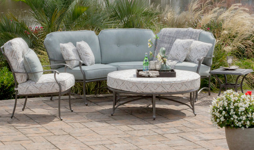 Sydney 6-Piece Curved Seating Set