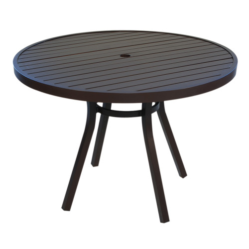 "Compass 42"" Round  Dining Table"