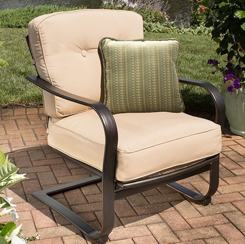 Heritage Cushion Spring Chair