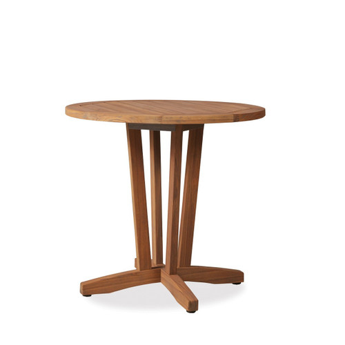 Antique Teak Bistro Table