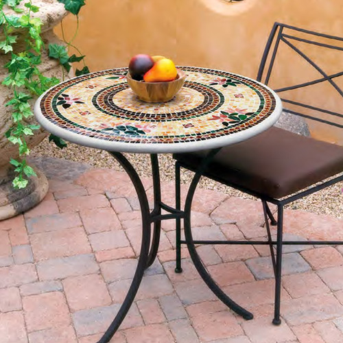 KNF Designs - Neille Olson Bistro Table - 3 Legs