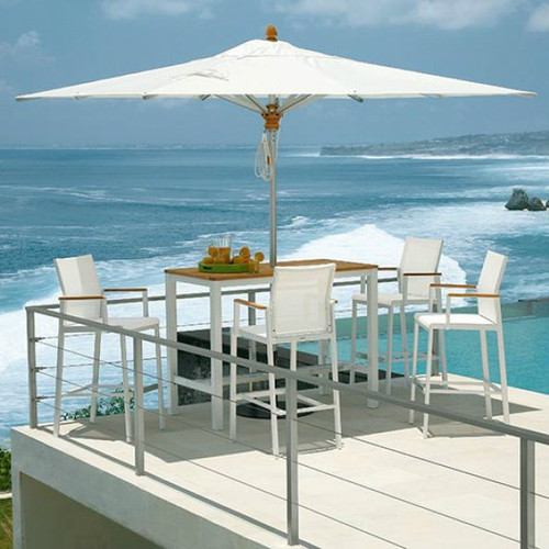 Aura High Dining Bar Set