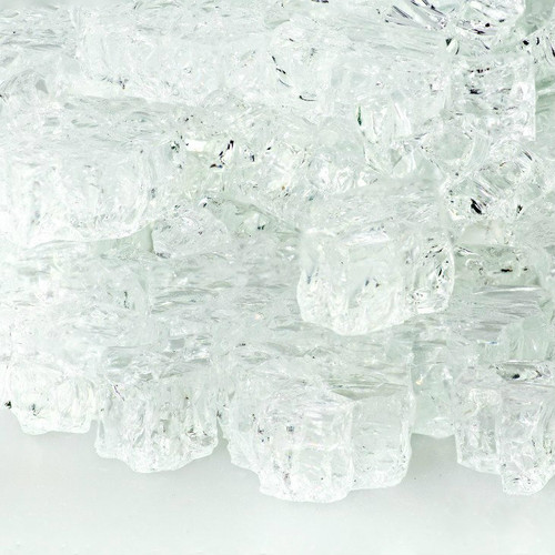 "1/2"" Crystal Ice Reflective"