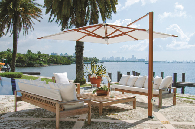 What Is A Cantilever Umbrella?