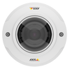 Axis Communications M3046-V 4 Megapixel Mini Dome Network Camera with 2.4mm Lens and HDMI output, 0806-001