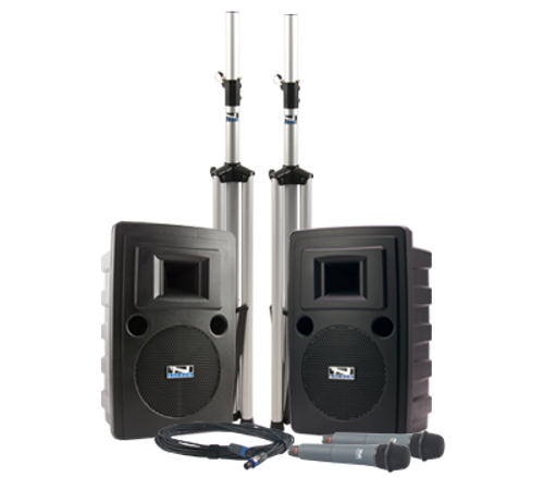 Anchor Audio Liberty Platinum Deluxe Package DUAL Wireless, LIB-DPDUAL