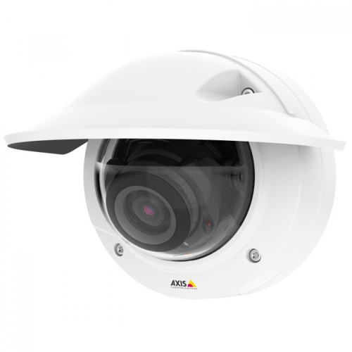 Axis Communications P3227-LVE Outdoor 5 Megapixel Dome Camera, 0886-001