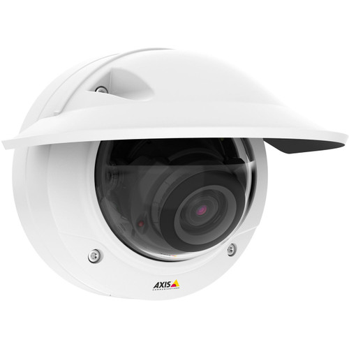 Axis Communications P3228-LVE Outdoor 4k Fixed Dome Camera, 0888-001