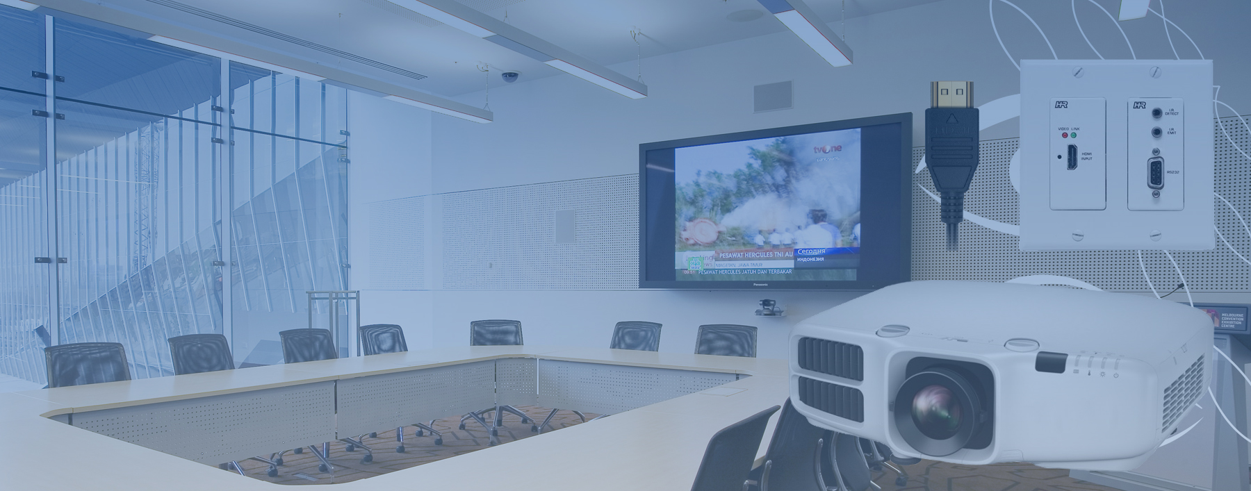Pro Video, Conference Room, Board Room, Education