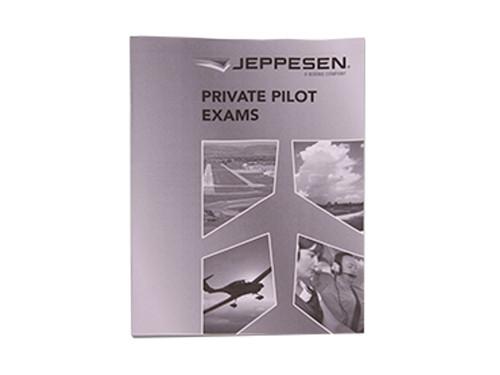 Jeppesen Private Pilot Exam Booklet