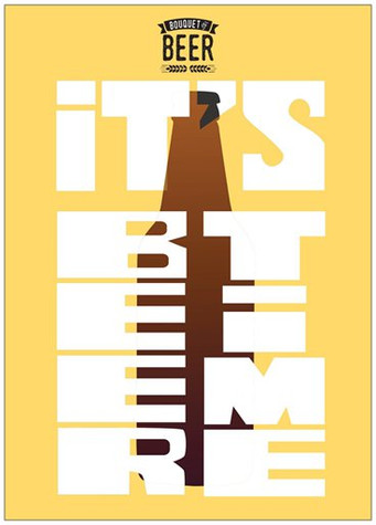 It's Beer Time Greeting Card