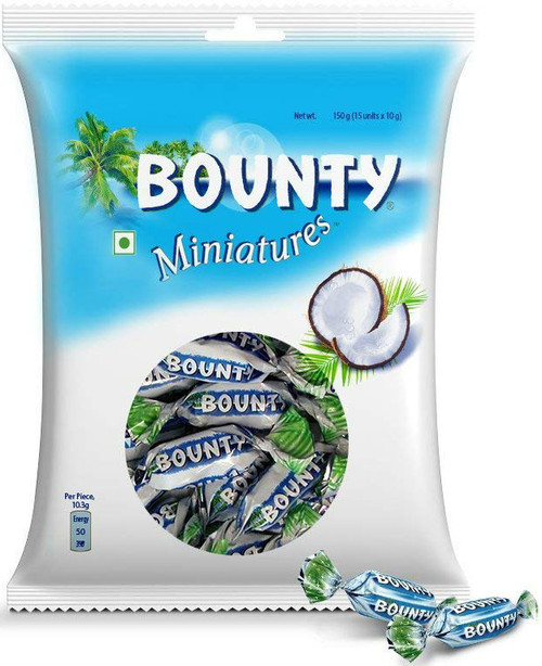Bounty Minatures (150g / 5.3oz)