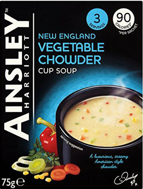 Ainsley Harriott Vegetable Chowder Cup of Soup