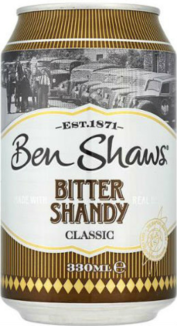 Ben Shaws Bitter Shandy (330ml / 11.15)