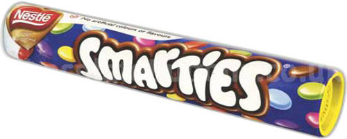 Nestle Smarties Candy (38g / 1.3oz)