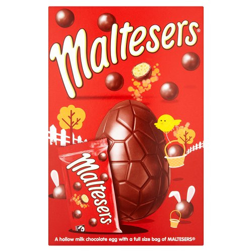 Mars Maltesers Chocolate Medium Easter Egg