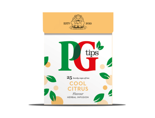 PG Cool Citrus Fruit & Herbal Tea
