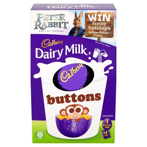 Cadbury Buttons Medium Easter Egg