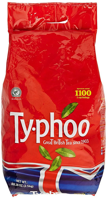 Typhoo Original Tea 1100 Tea Bag's