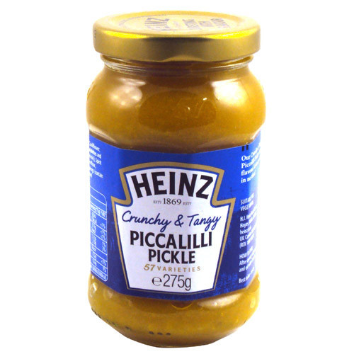 Heinz Piccalilli Pickle (275g / 9.7oz)