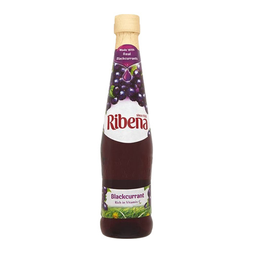 Ribena Blackcurrant Concentrate (600 ml /  20.3 fl oz)