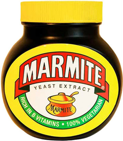 Marmite Yeast Extract (125g / 4.4oz)