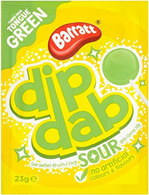 Barrett Dip Dab Sour Apple (23g / .81oz)