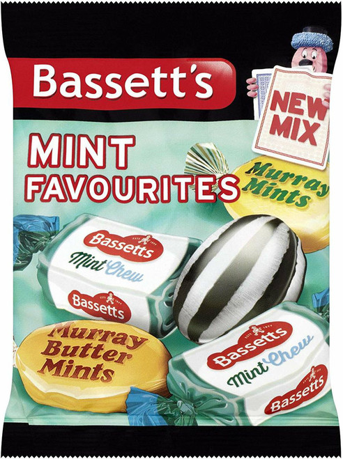 Bassetts Mint Favorites (192g / 6.77oz)