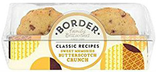 Border Biscuits - Sweet Memories Butterscotch 150g