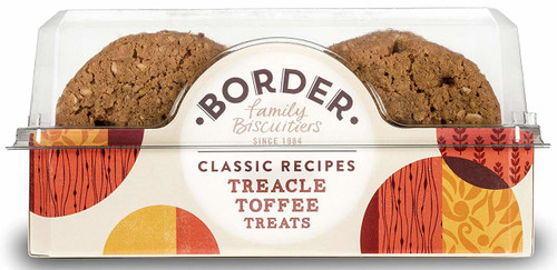 Border Biscuits - Treacle Toffee 150g