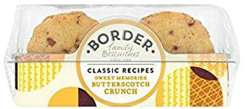 Borders Biscuits- Butterscotch Crunch 150g
