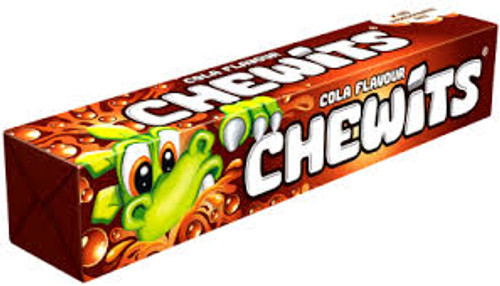 Chewits Cola Flavor Pack of 12 (360g / 12.7oz)