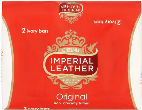 Imperial Leather Soap Twin Pack (200g / 7oz)