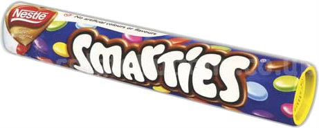 Nestle Smarties Candy 38g 13oz