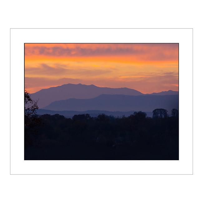 East Tennessee Sunrise