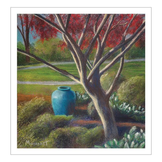 UT Garden Pot #1