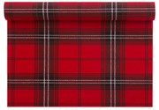 Tartan  Cotton Printed Placemat Wholesale (10 Rolls)
