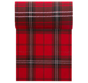 Tartan  Cotton Printed Cocktail Napkin Wholesale (10 Rolls)