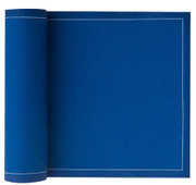 Navy Blue Cotton Dinner Napkin Wholesale (10 Rolls)
