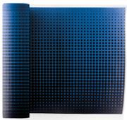 Blue Night Printed  Cotton Luncheon Napkin - 12 Units Per Roll
